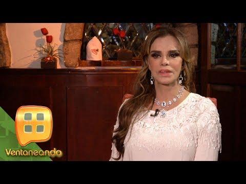 ¡Lucía Méndez revela detalles de su romance con Luis Miguel! | Ventaneando