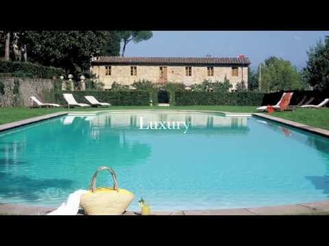TUSCANY HOLIDAY VILLA RENTALS - Luxury Villa Vacation Rentals with private pool near Lucca - Italy