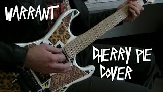 Warrant - Cherry Pie cover (with solo)