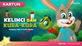 Video Kelinci dan kura-kura | Kartun Anak - Dongeng Bahasa Indonesia download MP3, 3GP, MP4, WEBM, AVI, FLV Oktober 2018