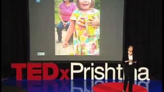 Një udhëtim në kodin gjenetik: Aida Bytyçi at TEDxPrishtina