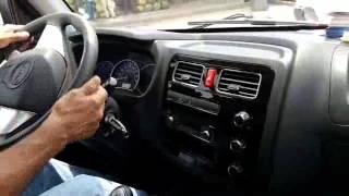 Jac X200 Inicio de Test drive Carros Ok