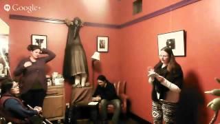 Poetics Corvallis - MARCH 7th 2014 - INTERZONE - Corvallis, OR