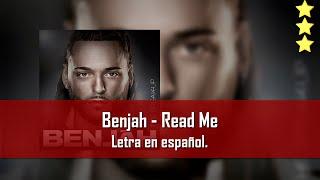 Benjah - Read Me. Subtitulos en español.