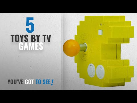 Top 10 Tv Games Toys [2018]: Pac-Man Connect And Play - 12 Classic Games