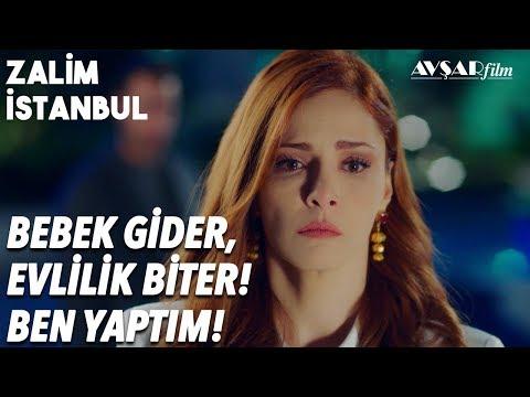 Şeniz'den Cenk'e İtiraf, Bebeği Ben Öldürdüm!💥 | Zalim İstanbul 22. Bölüm