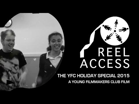 The Young Filmmakers Club Holiday Special 2015