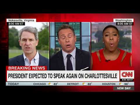 'Shut up': CNN Charlottesville panel gets fiery