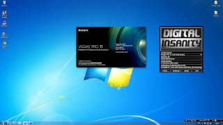 Видео-Урок #1 | Установка Sony Vegas Pro 11