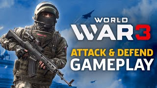 World War 3 - 26 Minutes of Attack & Defend Gameplay | Gamescom 2018