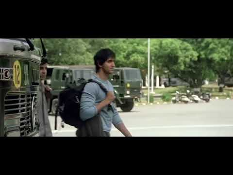 Indian Army officers training Lakshya movie motivation scene