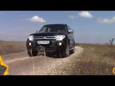 Mitsubishi Pajero 4 (дизель) - Тест-драйв