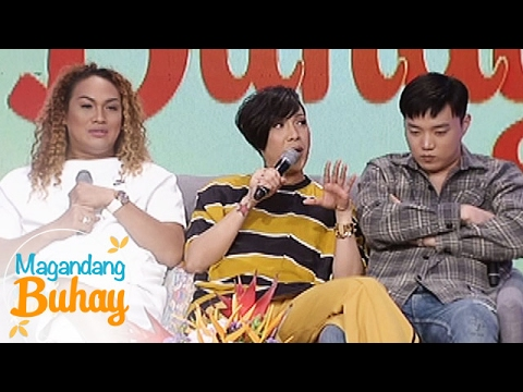 Magandang Buhay: Ryan and Negi on being part of Vice's family