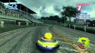 Ridge Racer 6 Random Pac-Man race