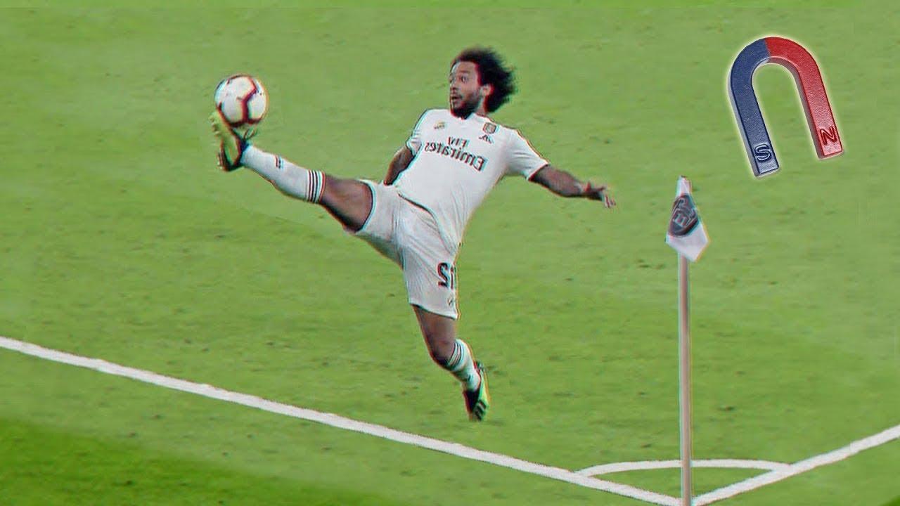 Photo of عندما يبدع لاعبين كرة القدم فى استلام الكرة …. كنترول مارسيلو ادهش العالم..!! 😱💔🔥 #2 – الرياضة