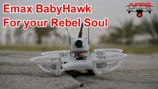 EMAX BabyHawk Brushless Micro FPV Racer Outdoor FPV