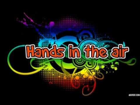 Hands in th air Asim azhar Lyrics video
