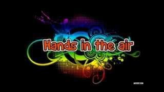Hands in th air Asim azhar Lyrics video