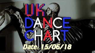 UK TOP 40 - DANCE SINGLES CHART + SHAZAM CHART (15/06/2018)
