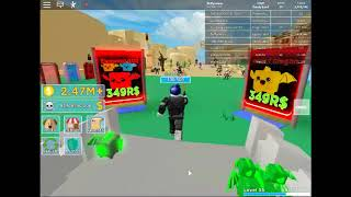 I made my first video on roblox
