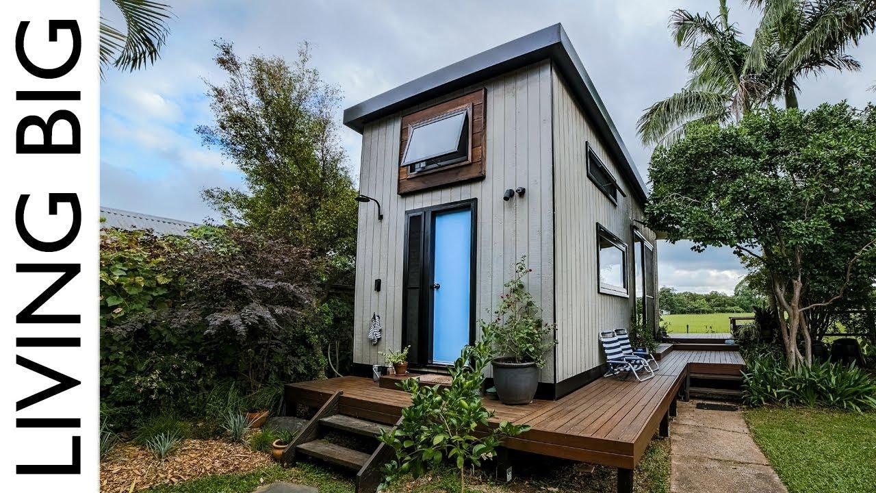 Spectacular Zen Inspired Dream Tiny House Youtube