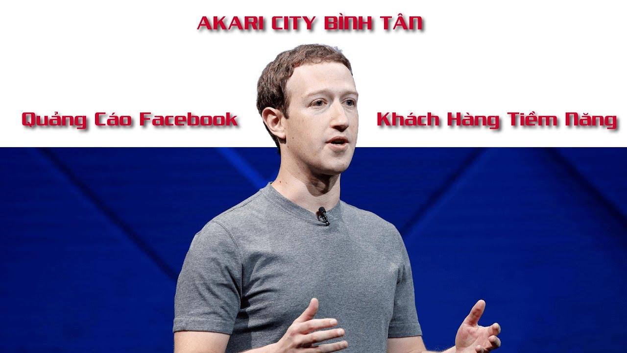 Chạy Quảng Cáo Facebook Bất Động Sản Hiệu Quả, Dự Án AKARI CITY BÌNH TÂN