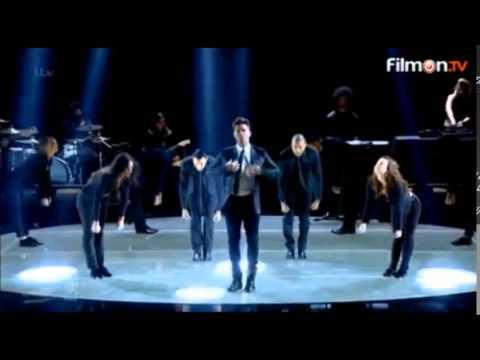 (FULL) Ricky Martin   Mr. Put It Down   Britain's Got Talent 2015