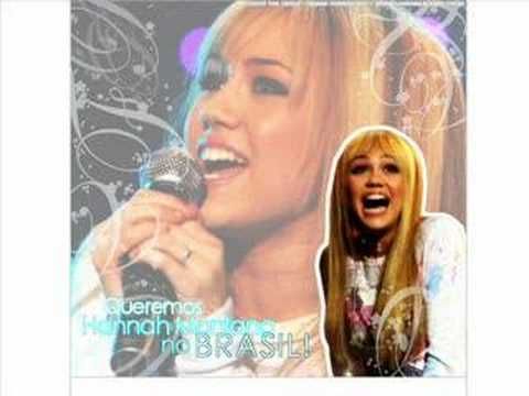 Hannah Montana - Bigger Than Us w/Lyrics