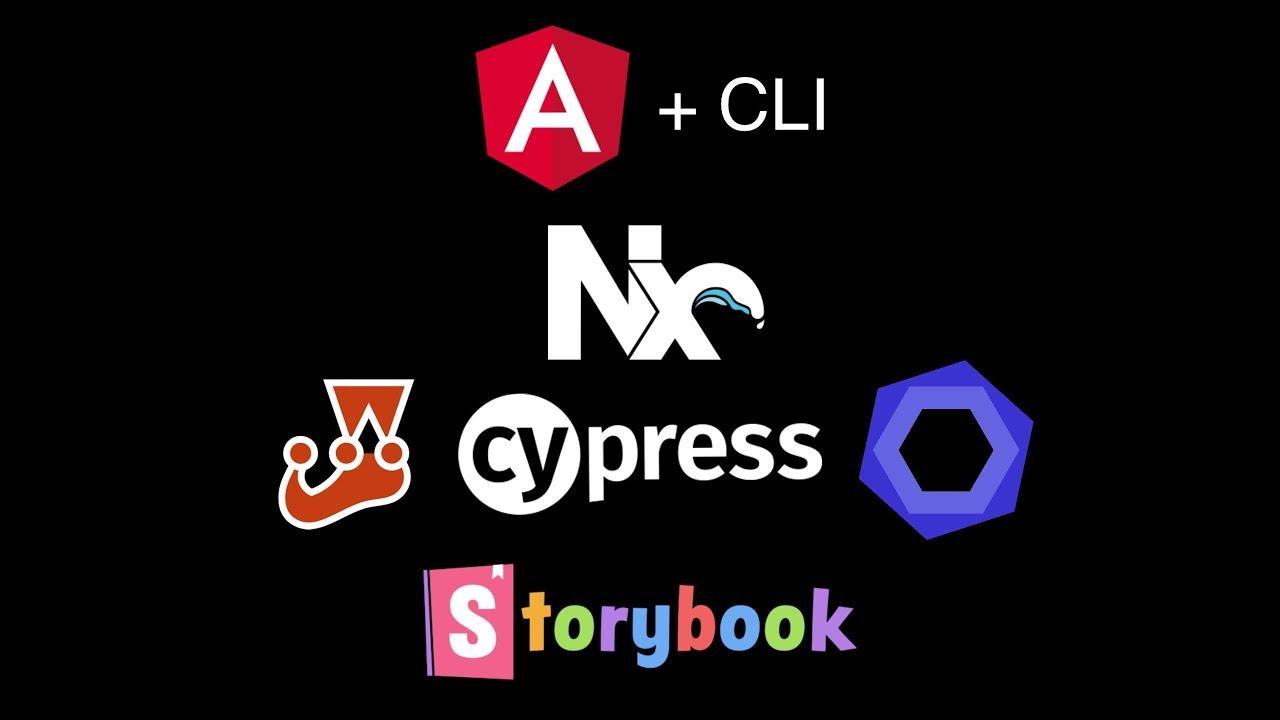 Download Modern Angular with Nx Dev Tools