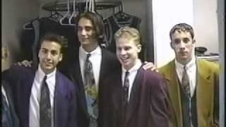 1993 Backstreet Boys Interview