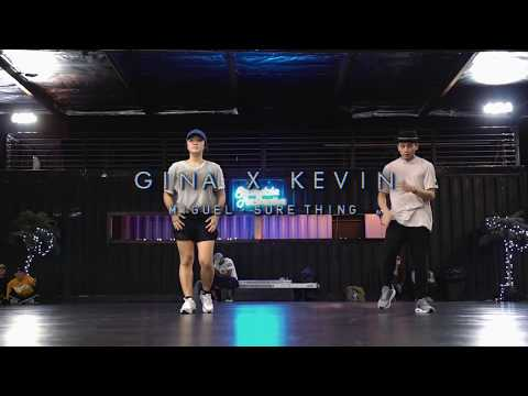 Gina X Kevin | Miguel - Sure Thing | Snowglobe Perspective