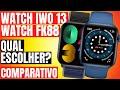 - COMPARATIVO: IWO 13 vs Smartwatch FK88. QUAL VALE MAIS A PENA?