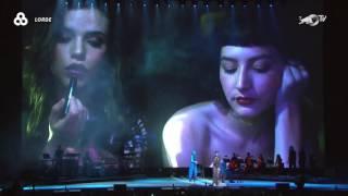 Lorde Live at Bonnaroo Music and Arts Festival 2017