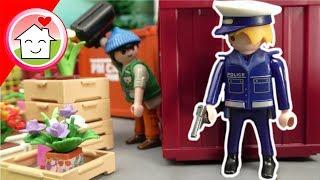 Playmobil Polizei Film deutsch - Kommissar Overbeck Mega Pack - Familie Hauser Spielzeug Kinderfilm