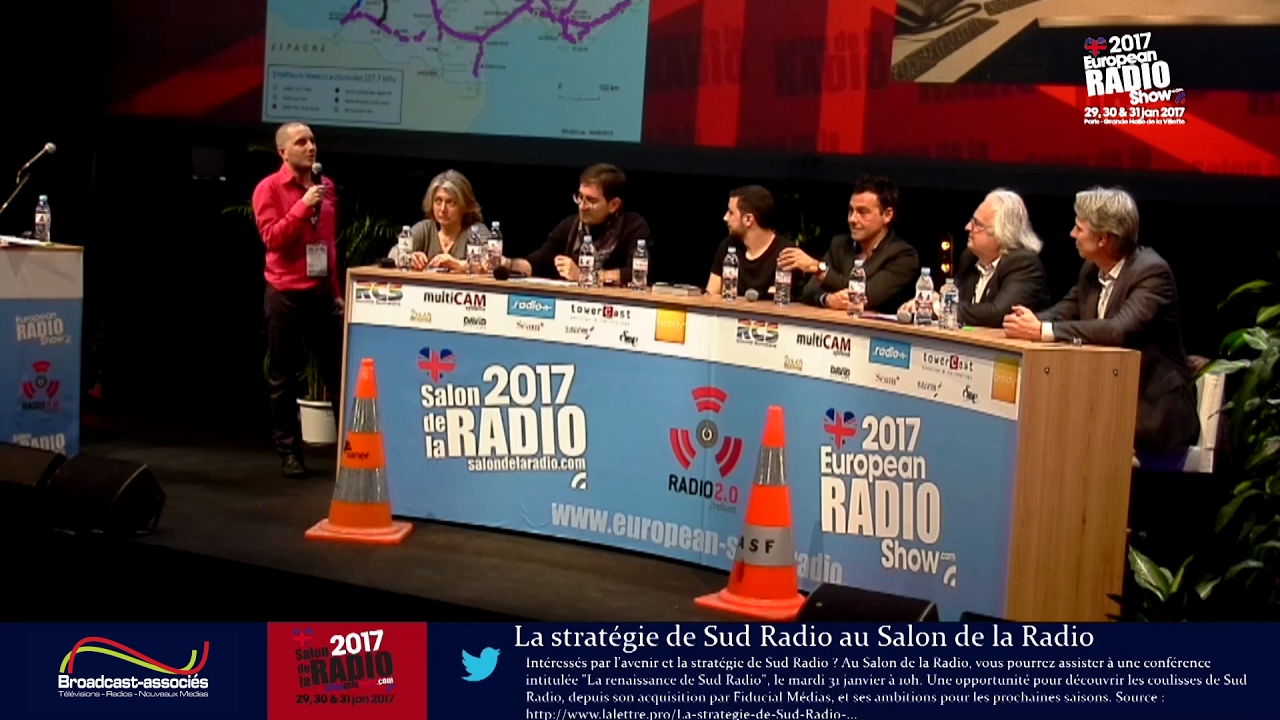 Les radios d 39 autoroutes une niche m connue salon de la for Salon de la radio 2017