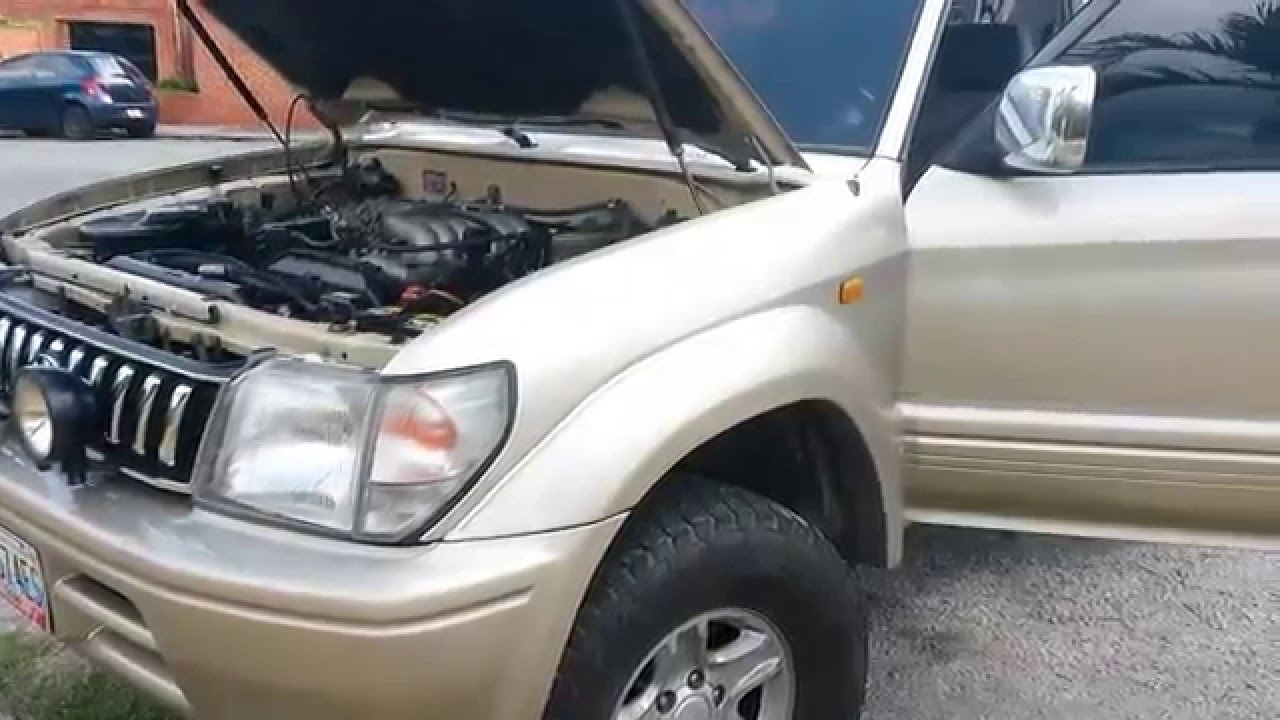 Tu Carro Com >> Tucarro Com Toyota Prado 2001