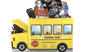 Box  Full Of  Cars Hot Wheels video for kids