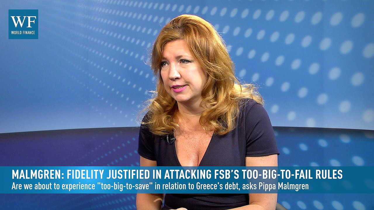Malmgren: Fidelity justified in attacking FSB's Too-Big-to-Fail