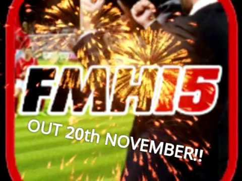 FMH15 OUT 20th NOVEMBER!