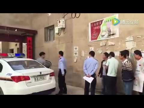 甘肅男生拍攝暴力執法 被警察打到「臀部開花」