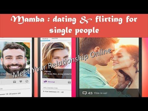Mamba Dating & Flirting For Single People || Free Online Romance