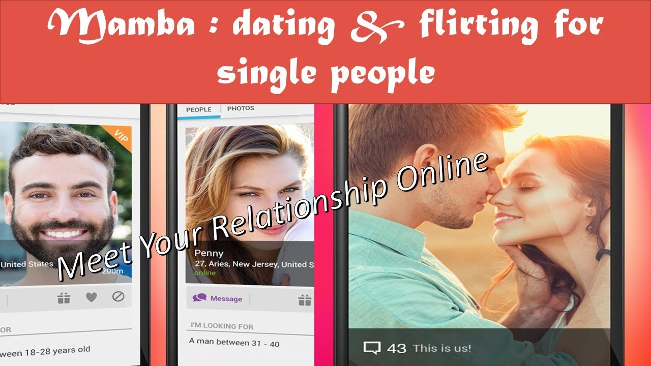 from Ace mamba online dating site