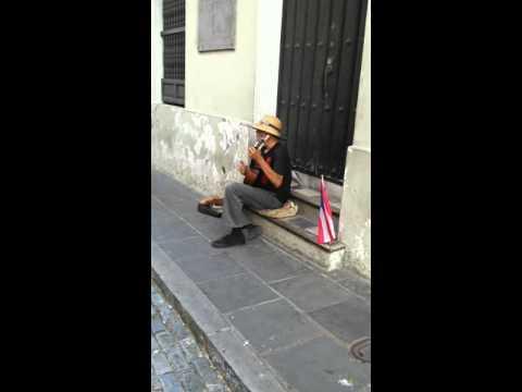 Gospel music cruise 2016(streets of San Juan