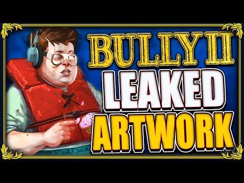 BULLY 2 - LEAKED ARTWORKS?!