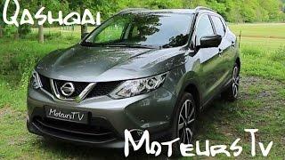 Nissan Qashqai  / MoteursTv