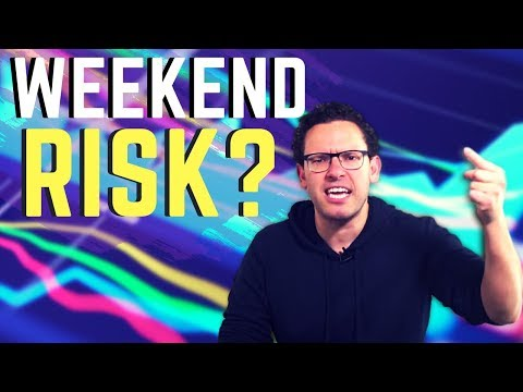 What's the Risk of Holding a Penny Stock Over the Weekend?