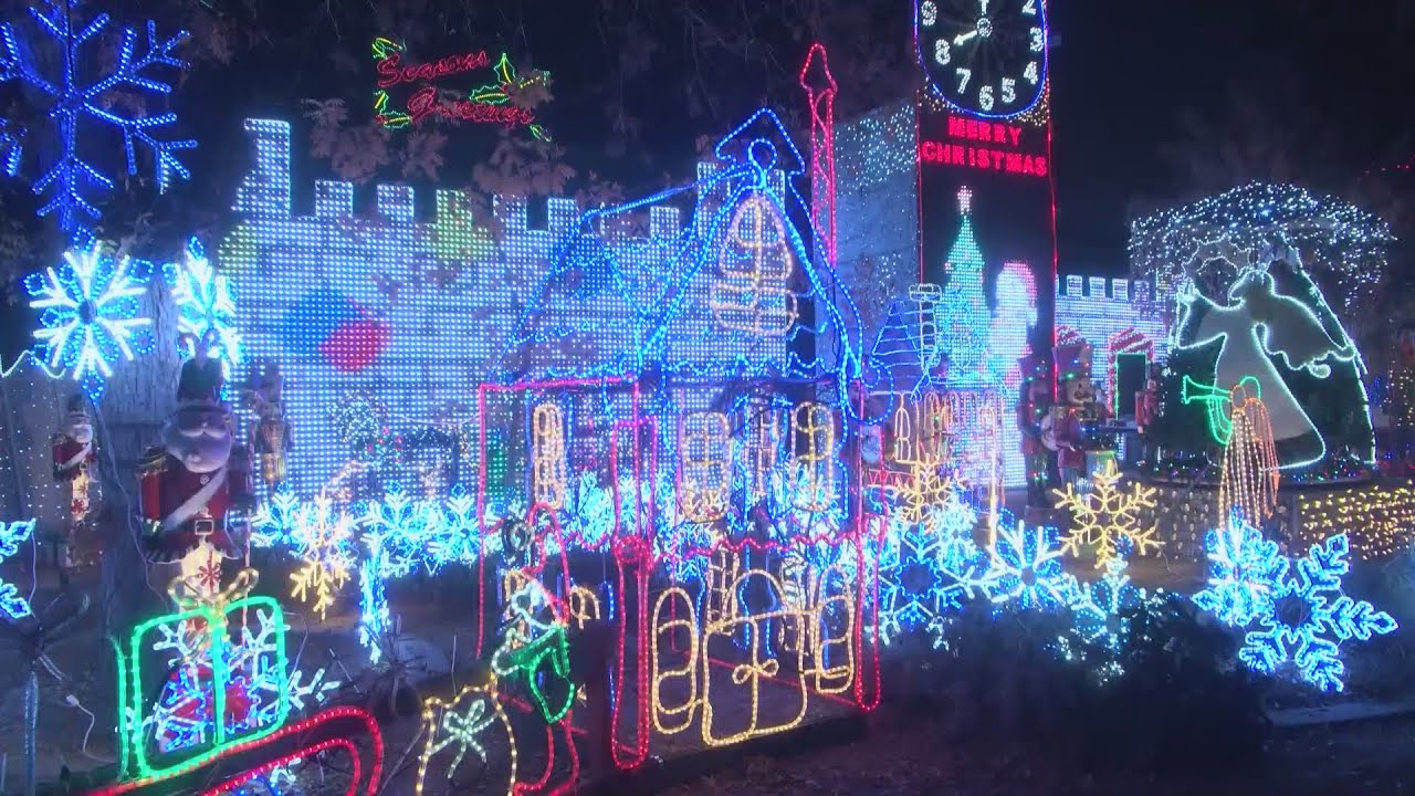 Annual Christmas Tree Lane kicks off tonight