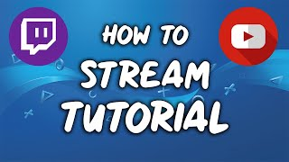 How To STREAM For Beginners (Twitch and Youtube) 2020 | Settings, Donation ALERTS and more!