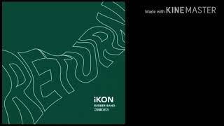 고무줄다리기 (Rubber Band) - ikon(아이콘) [1시간 연속재생] 반복재생