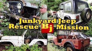 Junkyard Jeep Rescue Mission thumbnail